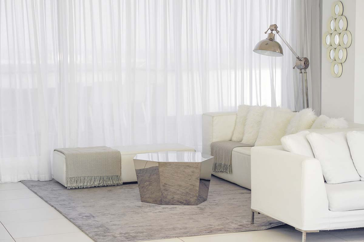 Sheer Practicality: Fabric in Interiors